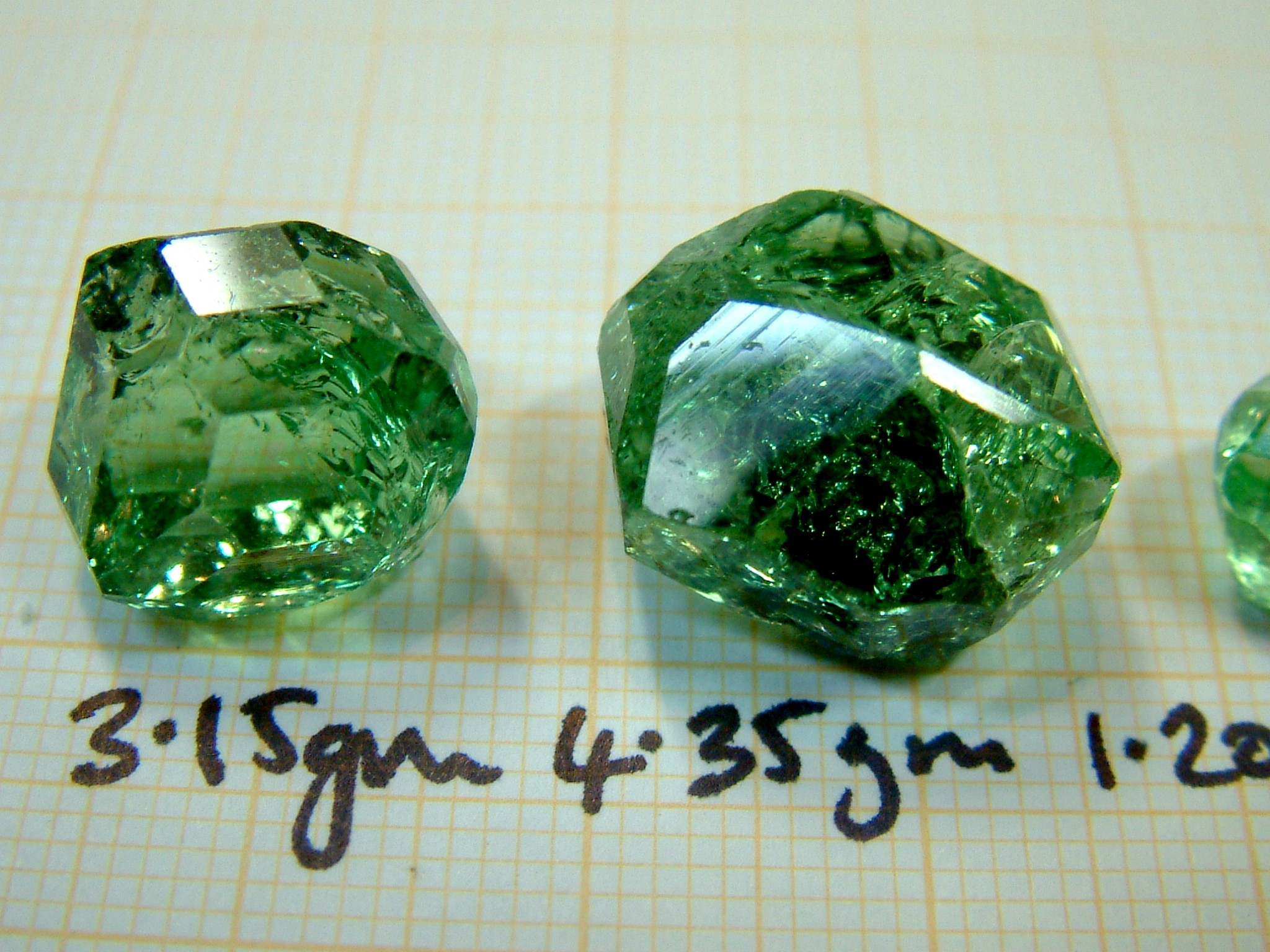 healing properties garnet of hidden gemstone tsavorite the discover