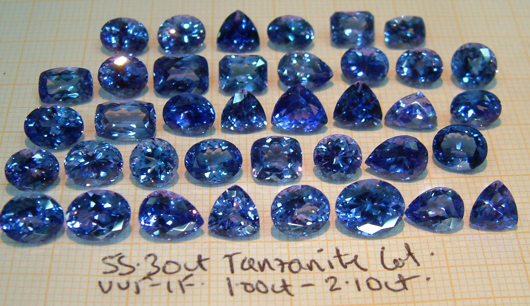 gems htm below from crystals toclear gemstones wholesale price tanzanite prices africa